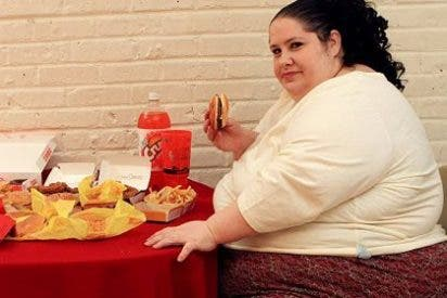La mujer que quiere ser la más gorda del planeta
