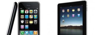 Ni BlackBerry ni netbooks... lo que quieren los profesionales es un iPhone y un iPad