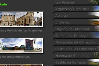 'Vistas de El Bierzo', impresionante galería fotográfica interactiva de monumentos y lugares emblemáticos de León