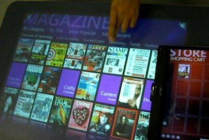 El kiosco del futuro se sincronizará en tiempo real con tu Tablet PC