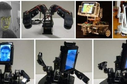 MeBot, el robot expresivo para hacer teleconferencias