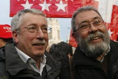 Los sindicatos quieren arropar a Garzón con un gran acto de apoyo