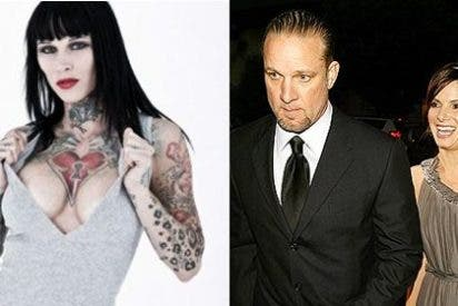 El marido de Sandra Bullock tuvo una aventura con una tatuadora