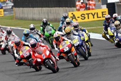 TVE se queda con Moto GP hasta 2012
