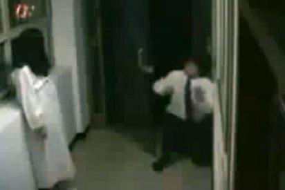Se llevan un susto de muerte porque ven... a la niña fantasma de The Ring