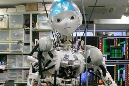 Kojiro, el robot que mejor simula tu sistema de músculos y esqueleto