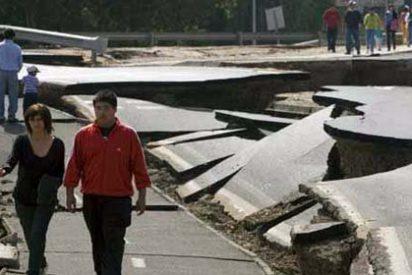 Nueve réplicas se registraron ayer en zona afectada por sismo en Chile