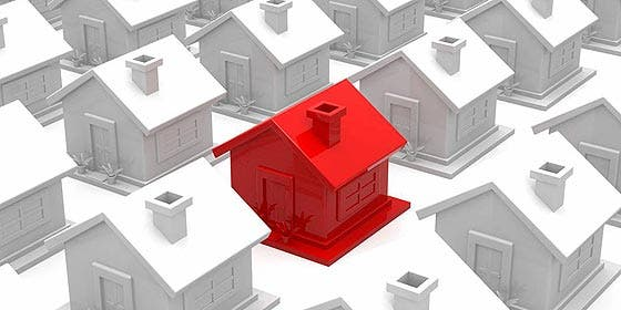 Las hipotecas sobre viviendas y suben un 2,3% en enero