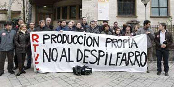 Los trabajadores de RTVE deciden hoy si aceptan el preacuerdo sobre producción propia entre los sindicatos y la dirección