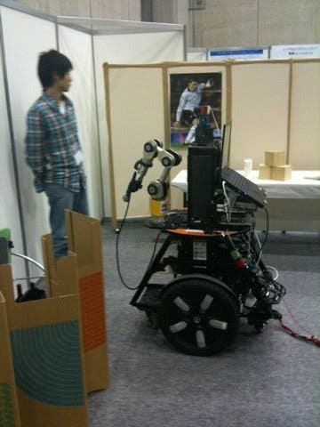 ¿Suplantará este robot a los periodistas?