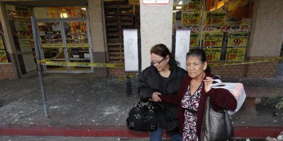 Un muerto a causa del sismo de 7,2 grados Richter en el norte de México