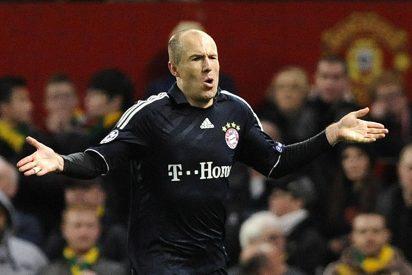 Robben clasifica al Bayern para semifinales