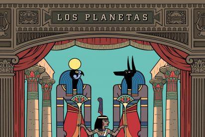 Cultura.-El octavo disco de Los Planetas, 'Una ópera egipcia', sale hoy a la venta