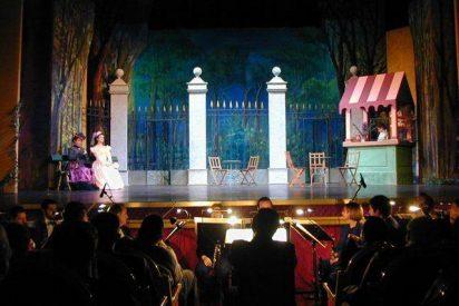 El Auditorio de León acogerá hoy una doble función de zarzuela con 'Los claveles' y 'Agua, azucarillos y aguardient