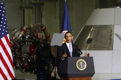 Obama defiende que su plan para la NASA servirá para mantener empleos