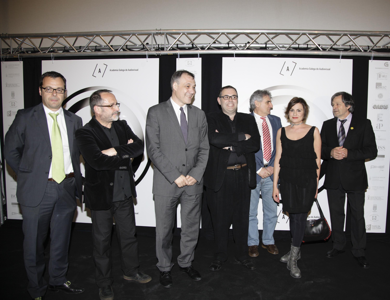 La película Celda 211 triunfa en los Premios Mestre Mateo y se lleva 10 galardones de la Academia Galega do Audiovisual