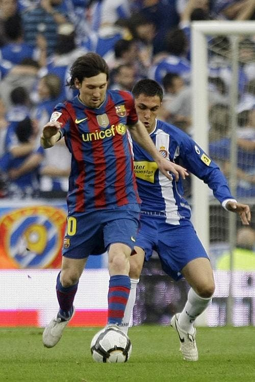 El Barça se deja dos puntos en Cornellá