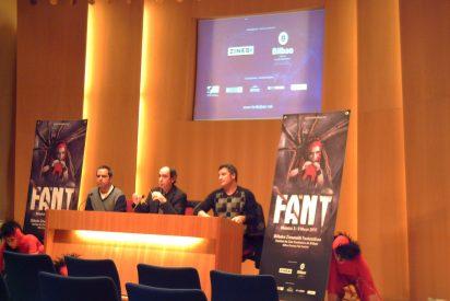 """FANT presenta la 16 edición con una imagen que desea """"atrapar y enredar"""" a los amantes del cine fantástico en Bilbao"""