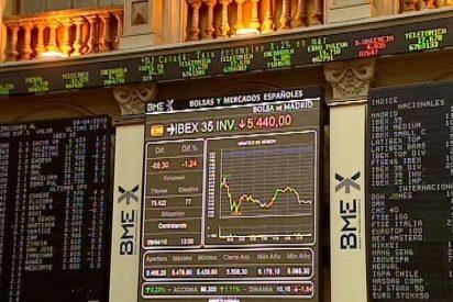El Ibex 35 sube un 0,71% a media sesión