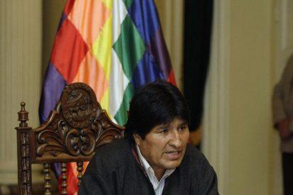 Evo Morales achaca la calvicie y la homosexualidad a los transgénicos