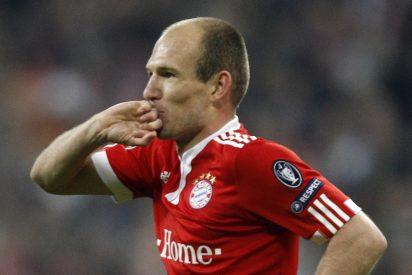 El Bayern Múnich deja con vida al Olympique de Lyon