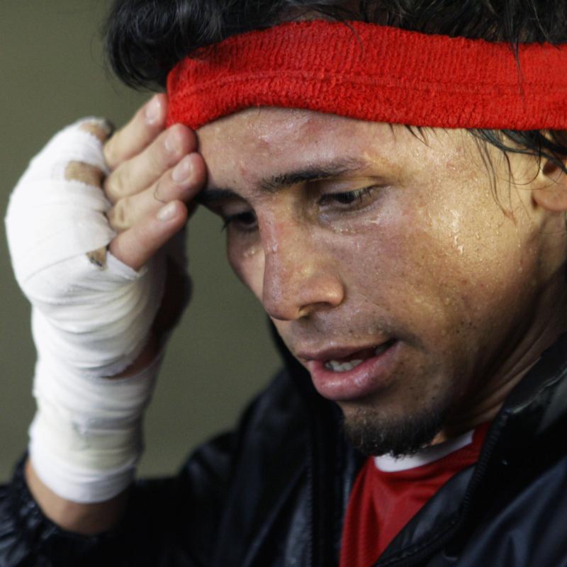 """El boxeador 'Inca' tenía una personalidad """"inestable e impulsiva"""""""
