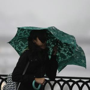 Lluvias en toda la Península