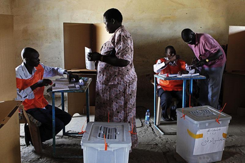 La oposición de Sur de Sudán acusa de fraude electoral al SPLM