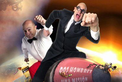 Mortadelo y Filemón volverán... en 3D