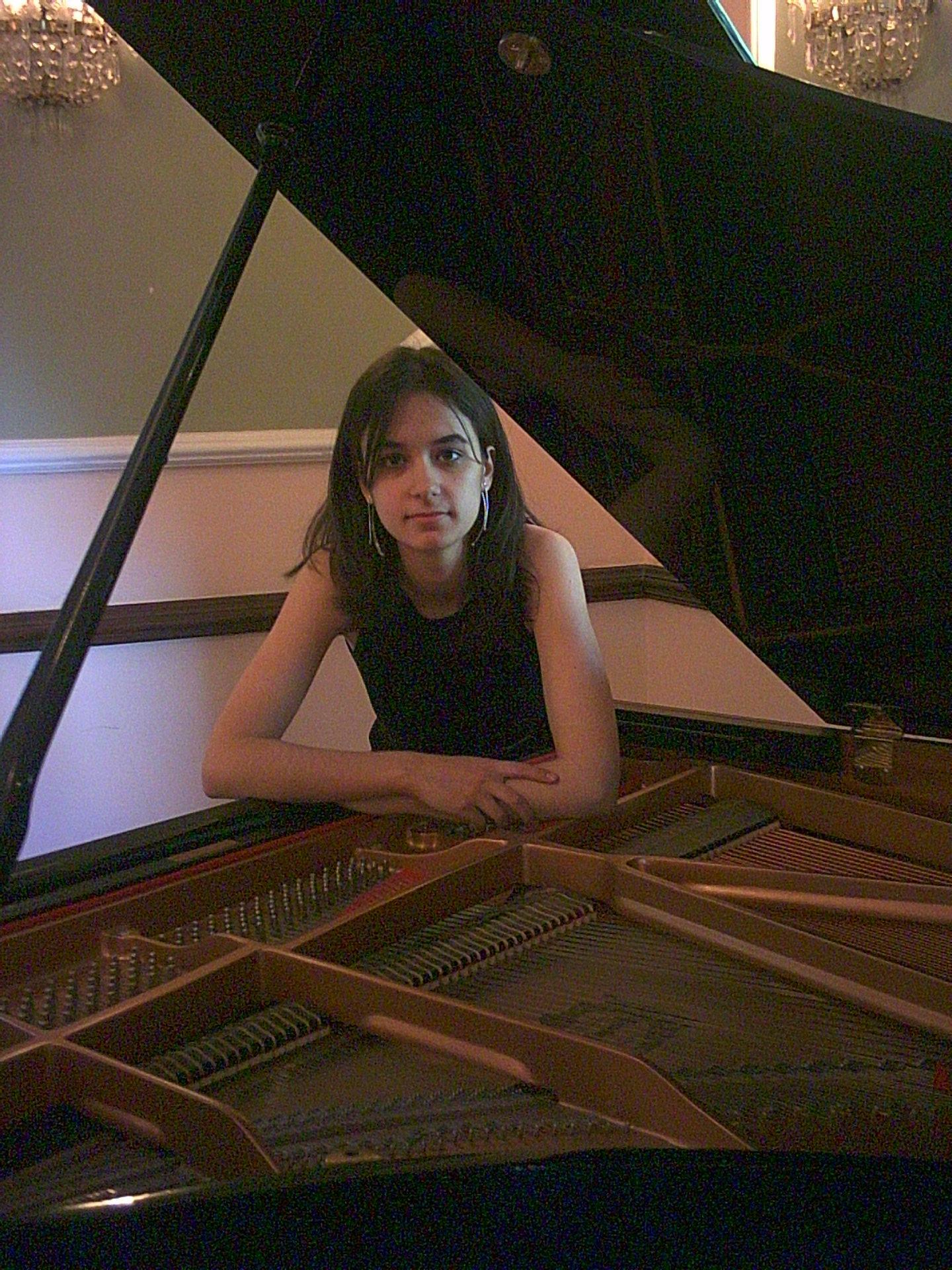 La pianista María Lorenzo inaugura en Garachico (Tenerife) la V edición de los Caprichos Musicales