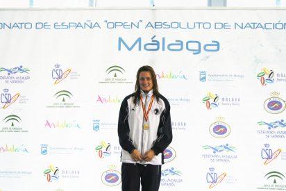 Belmonte brilla en la segunda jornada con un récord nacional