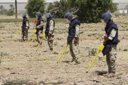 Los rebeldes islamistas trabajarán con el Gobierno en la retirada de minas en Mindanao