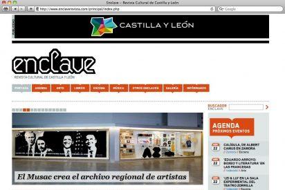 El proyecto web cultural 'Enclave' registró 27.636 visitas en marzo