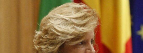 Salgado defiende la retirada de planes de estímulo