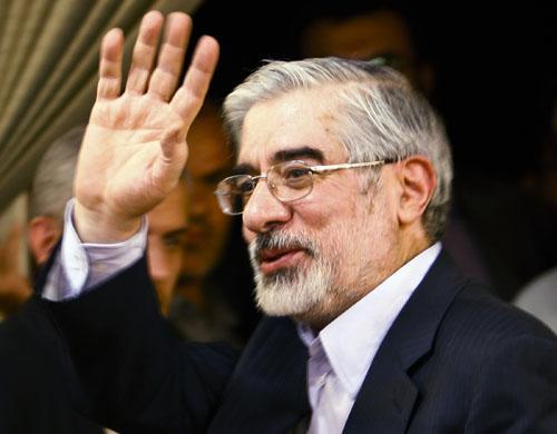 Musavi asegura que Irán se encuentra sumido en una crisis
