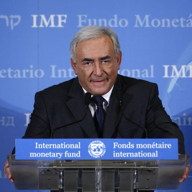 """El FMI garantiza que Grecia contará con ayuda """"a tiempo"""""""