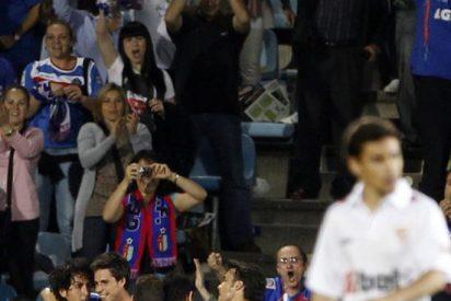 El Sevilla cae en Getafe