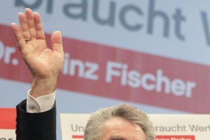 El socialdemócrata Fischer logra la reelección como presidente austriaco