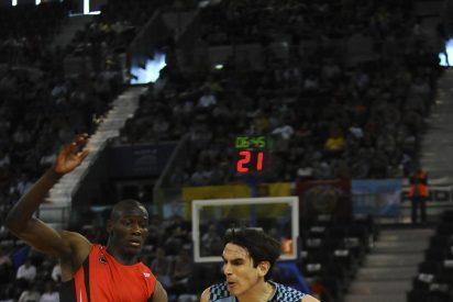 """Carlos Suárez: """"Ante el Bizkaia Bilbao Basket nos jugamos mucho y en el BEC es muy difícil ganar"""""""