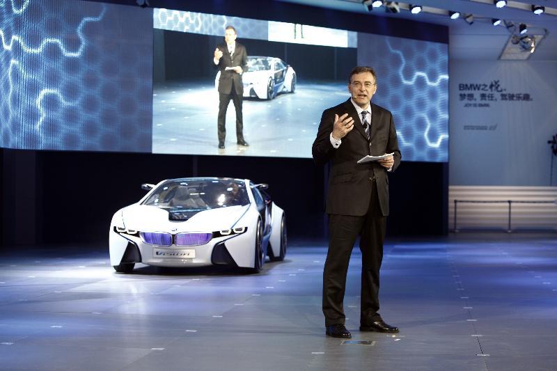 BMW aumenta hasta 120.000 unidades su previsión de ventas en China para este año