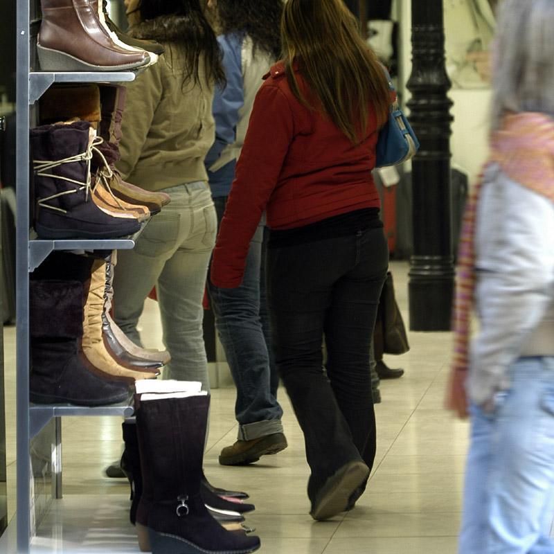 Las ventas del comercio minorista suben un 3,5% en marzo
