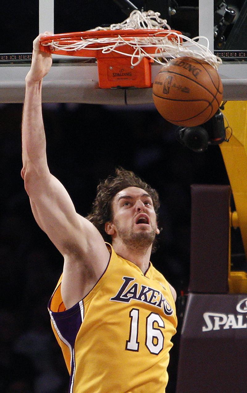 Los Lakers recuperan su mejor versión y arrollan a los Thunder