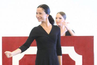 Cecilia Gómez rinde homenaje a la Duquesa de Alba