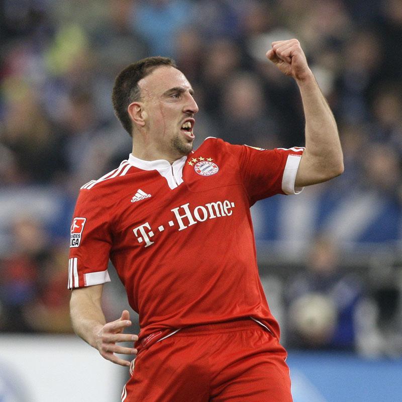 El Bayern confirma que apelará los tres partidos de sanción a Ribéry