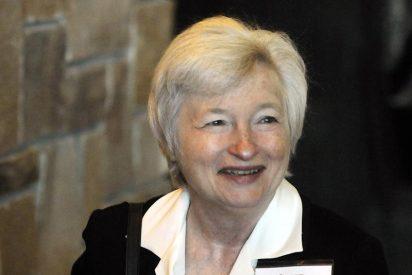 Janet Yellen será vicepresidenta de la Reserva Federal de EEUU