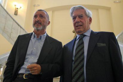 Vargas Llosa y Pérez-Reverte tienen mucho cuento
