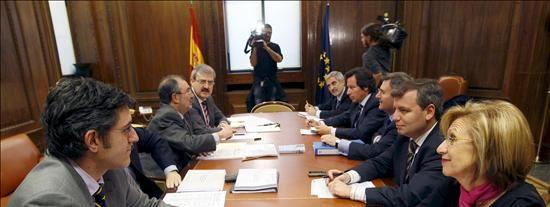 Nueva reunión sin avances en la negociación
