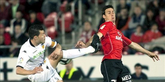 3-2. El Mallorca mantiene el pulso de la Champions tras superar al Valencia