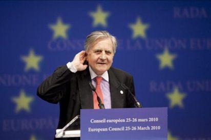 Trichet considera positivo el apoyo financiero para Grecia acordado en la UE