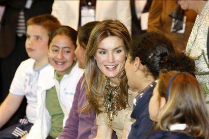 La Princesa de Asturias inaugura el Salón Internacional de Gourmets